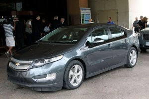 Chevy Volt Will Launch in Austin